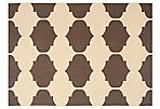 Agnes Outdoor Rug, Chocolate
