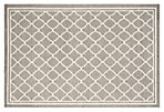 Amaretto Outdoor Rug, Gray