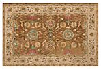 Lake Rug, Brown/Ivory