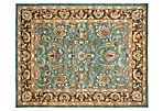 Arabella Rug, Blue/Brown