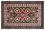 Mardie Rug, Brown/Multi