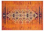 "4'x5'7"" Vana Rug, Orange/Multi"