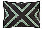 La Ciotat 13x18 Pillow, Green