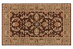 Catalpa Rug, Brown