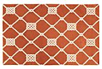 Roy Flat-Weave Rug, Red