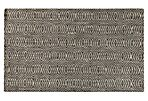 Burke Jute Rug, Pewter/Putty