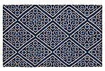 Armitage Flat-Weave Rug, Blue