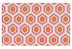 Pandora Flat-Weave Rug, Berry
