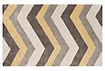 Marissa Rug, Gray/Gold