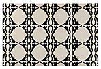 Bascom Flat-Weave Rug, Ivory