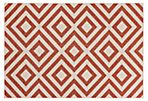 Bernard Outdoor Rug, Red