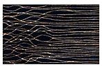 Maria Rug, Black/Ivory