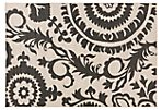 Kayli Outdoor Rug, Gray