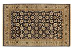 Cassady Rug, Green/Black/Multi
