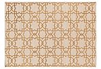 Amarillo Jute-Blend Rug, Gold