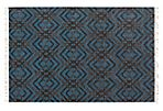 Marinda Flat-Weave Rug, Gray