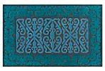 Tulemola Flat-Weave Rug, Gray