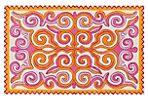 Tulemola Flat-Weave Rug, Multi