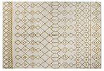 Charlotte Rug, Ivory/Gold