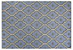 Cera Rug, Light Blue