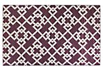 Everett Flat-Weave Rug, Lilac