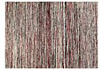 Neima Rug, Chocolate/Red