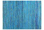 Arwen Rug, Blue/Gold
