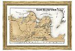 East Hampton Map