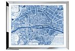 Map of Paris, Navy