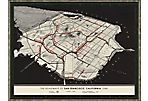 Vintage Roadways of San Francisco, CA