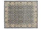 "8'1""x10'1"" Zarathustra Rug, Light Blue"
