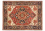 "8'10""x12'1"" Enide Rug, Dark Copper"