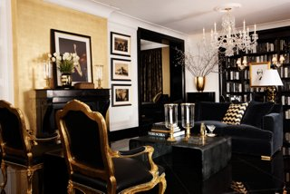 Celebrating 30 years of ralph lauren home for Ralph lauren office furniture