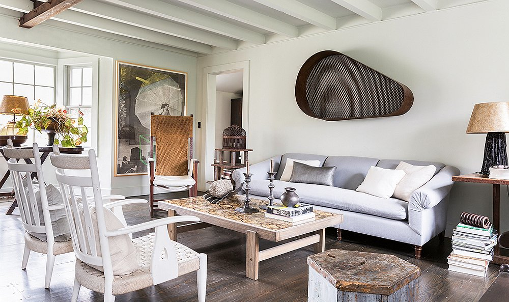 Rustic meets refined 7 lessons from designer james Home interiors portrack lane