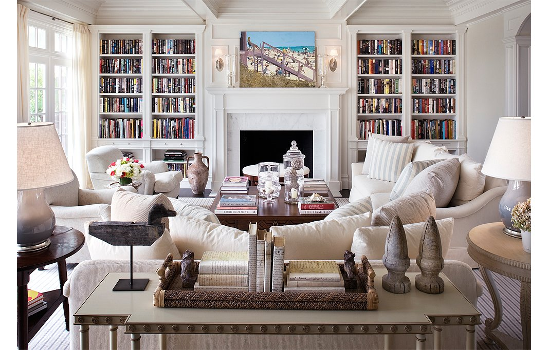 Secrets from decorating insider alexa hampton for Hamptons decor