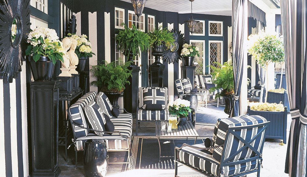 Outdoor Decor For Beach House