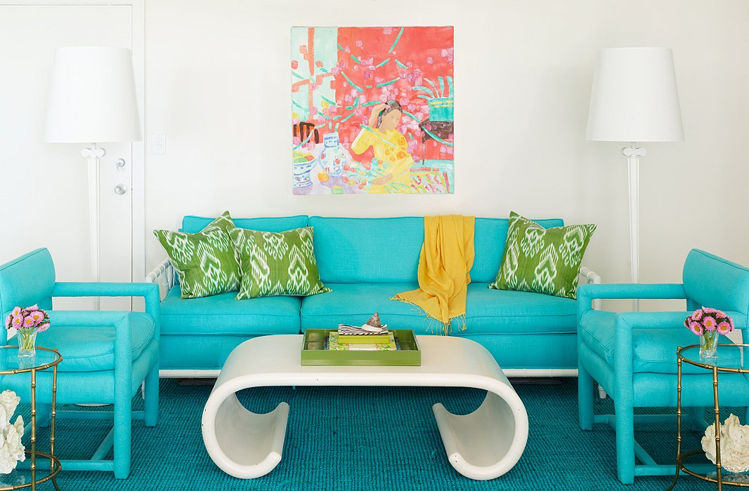 Palm beach decor Palm beach interior designers