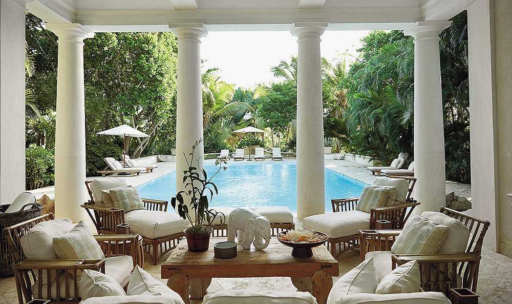 6 Gems of Design Wisdom from Bunny Williams's Punta Cana Home