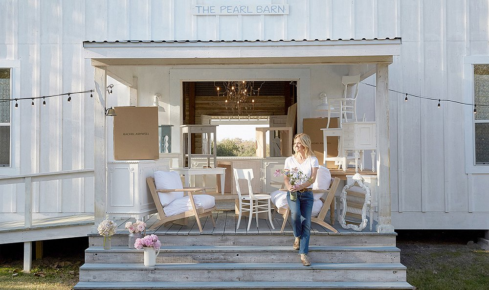 Vintage Shopping with Shabby Chic Founder Rachel Ashwell