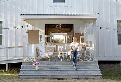 Inside the Home of Brooke and Steve Giannetti, Patina Farm