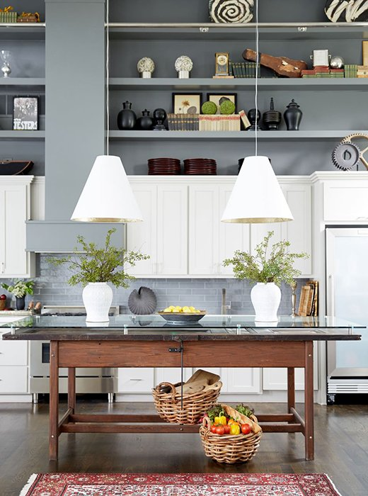 Gray Paint For Kitchen Walls the best gray paint colors for your kitchen