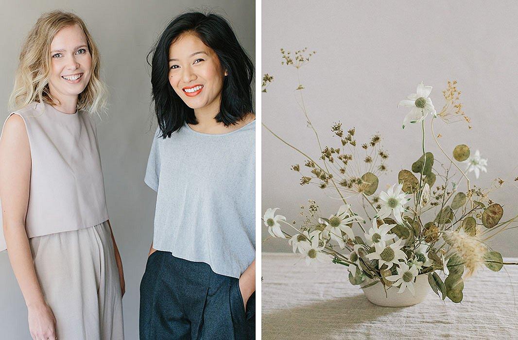 Studio Mondine founders Ivanka Matsuba (left) and Amanda Luu. Photos courtesy of Studio Mondine