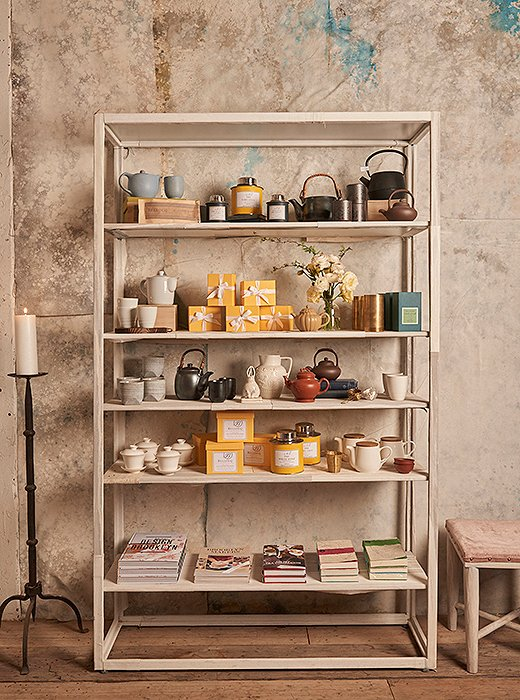 Among Bellocq's bright offerings are gorgeous tomes that delve into the art and history of tea culture. One such book, The New Tea Companion, is an encyclopedic read for those who want more of an education.