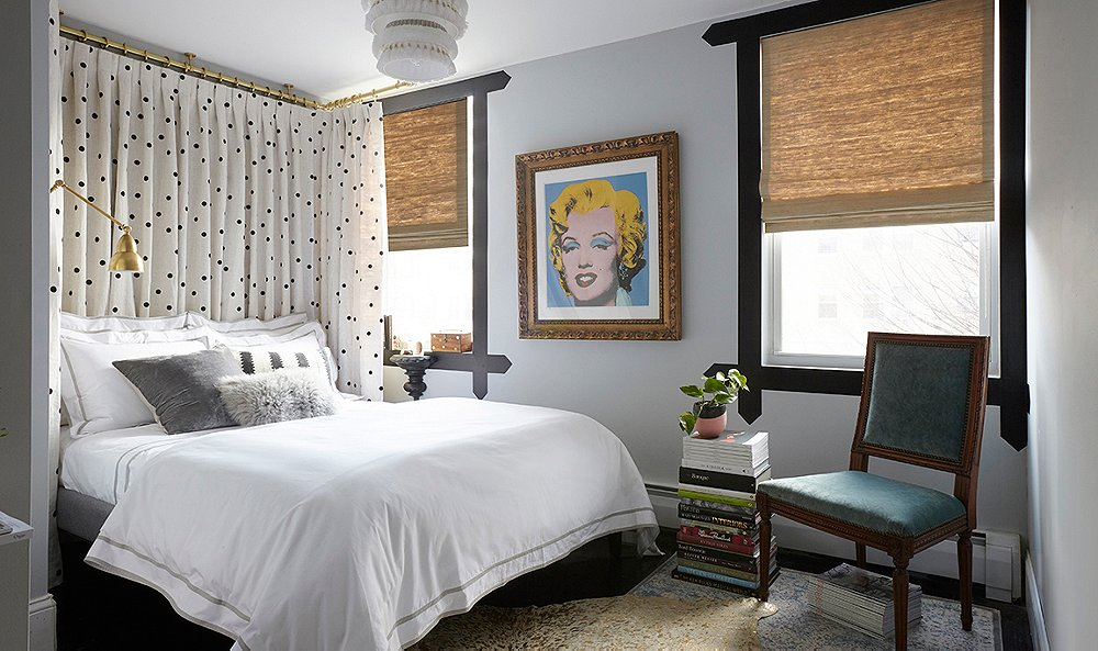 A Polished (and Renter-Friendly!) Bedroom Makeover