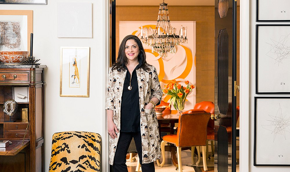 Inside a Designer's High-Style, Kid-Friendly Manhattan Apartment