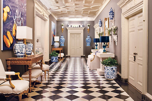 Greystone glamour one kings lane our style blog for Mary mcdonald interior design book
