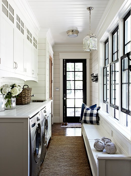 7 delightful laundry room ideas – one kings lane Laundry Area Ideas