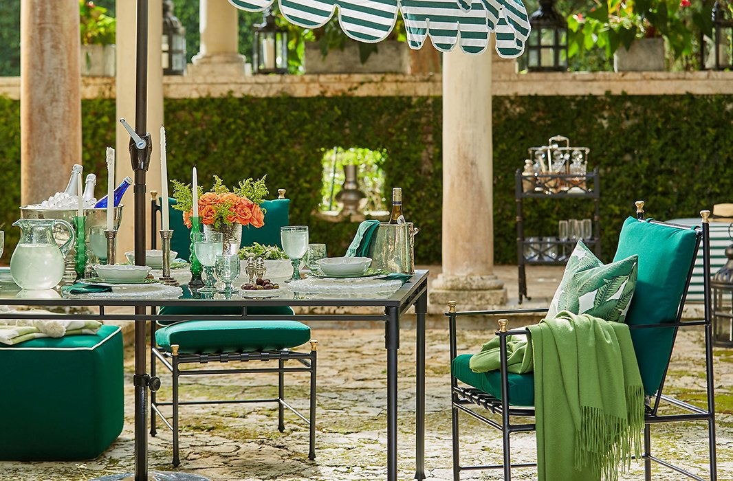 It's time to prep the patio for spring!