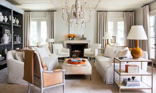 Beige Designer Rooms Revealed