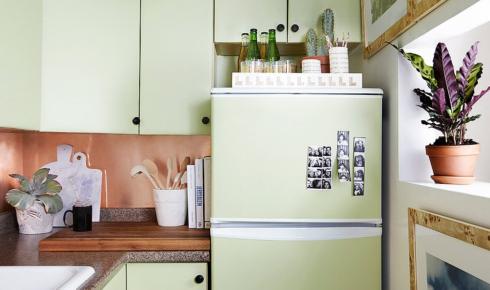 A Charming (and Reno-Free!) Small-Kitchen Makeover
